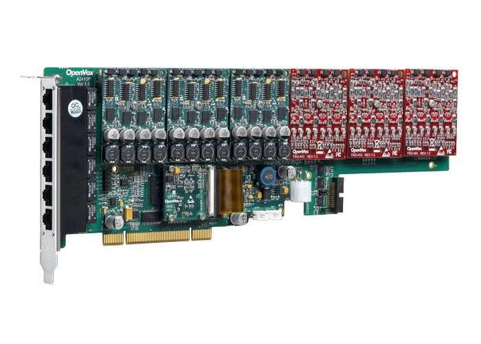 OpenVox Analog Card AE2410P
