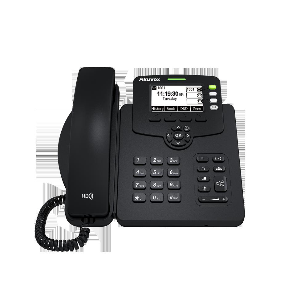 تلفن آی پی آکووکس R53P