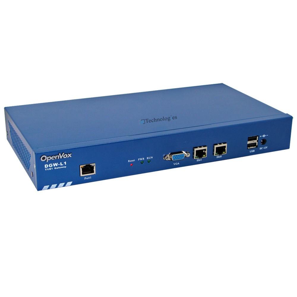 OpenVox DGWL1 VoIP Gateway