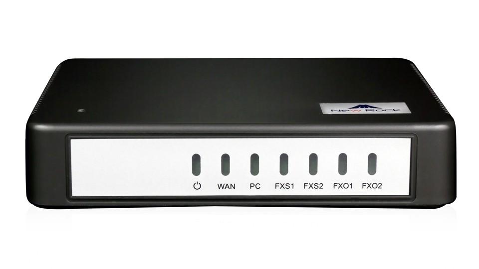 Newrock VoIP Gateway HX420G