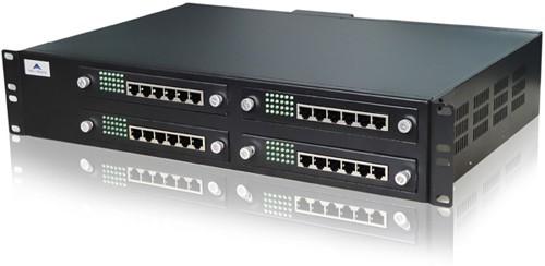 Newrock VoIP Gateway MX120-32FXO - ویپ گیتوی نیوراک