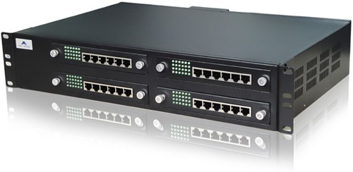 Newrock VoIP Gateway MX120-72S