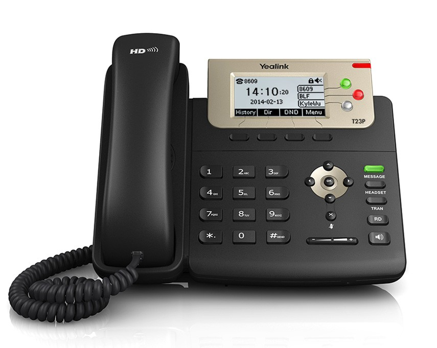 Yealink SIP-T23G IP PHONE