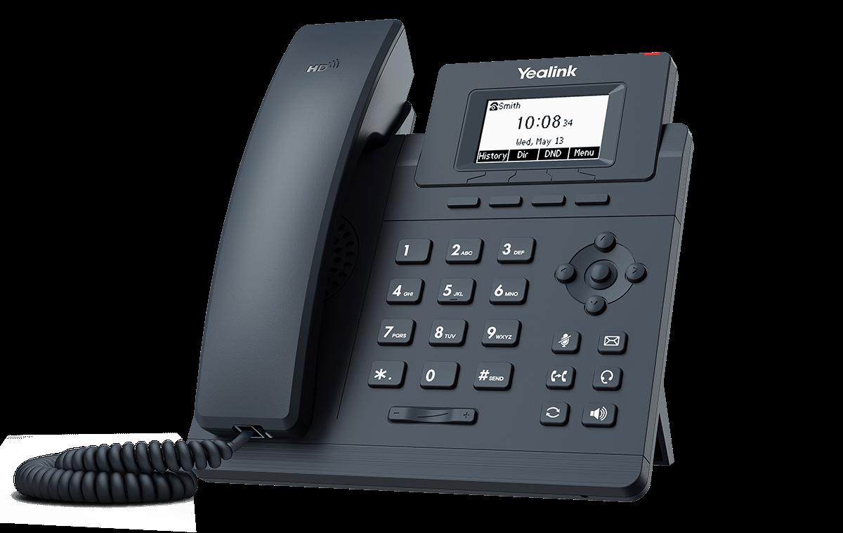 Yealink SIP-T30 یالینک   تلفن VoIP یلینک T30
