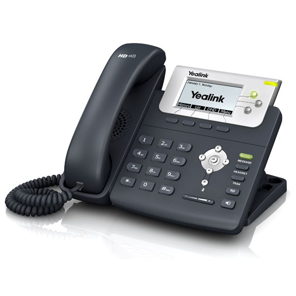 Yealink SIP-T22 IP PHONE
