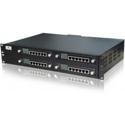 ویپ گیتوی نیوراک Newrock MX120-48FXO VoIP Gateway