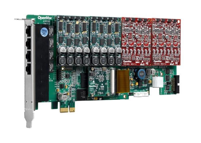 OpenVox VoIP Card AE1610E