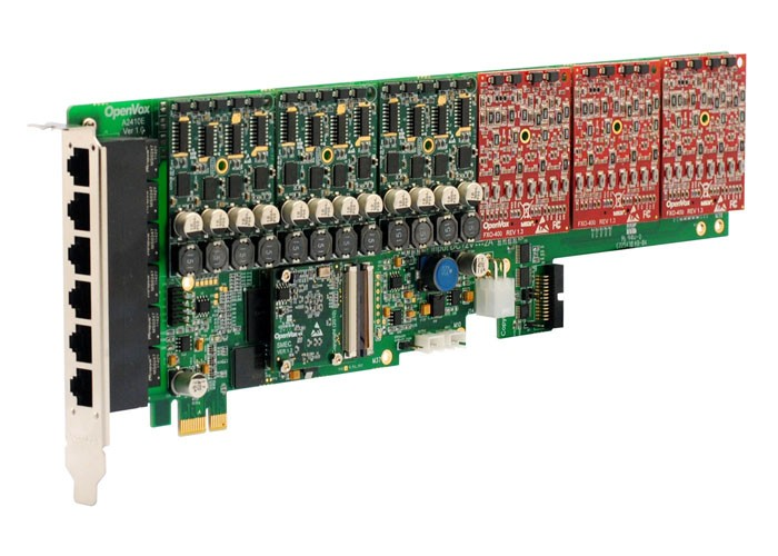 OpenVox Analog Card AE2410E