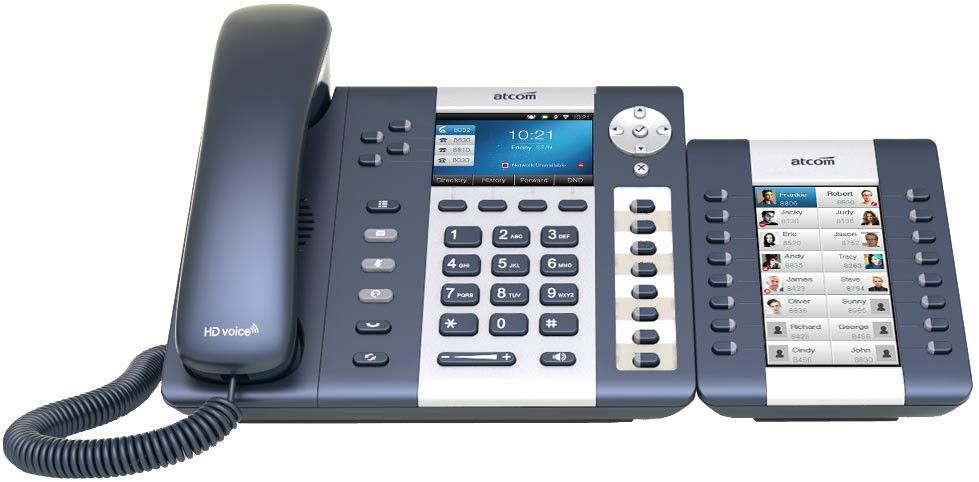 ATCOM R3 IP PHONE