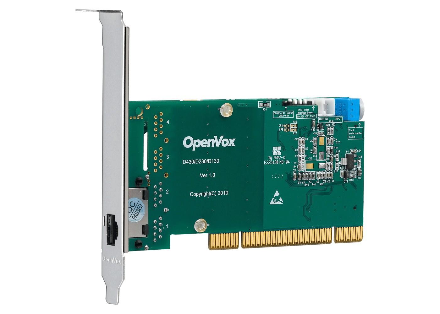 OpenVox DE130P