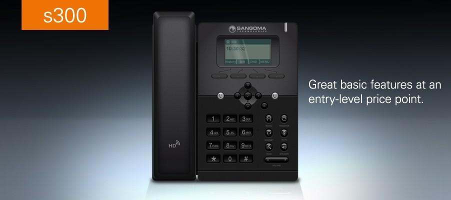 تلفن آی پی سنگوما S300