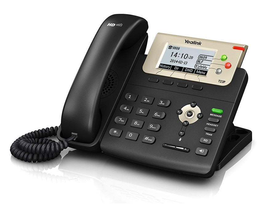 Yealink SIP-T23P IP PHONE