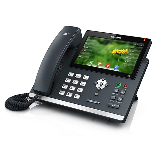 تلفن لمسی یالینک T48G